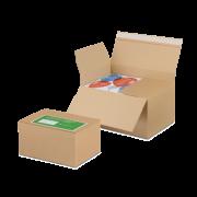 NIVEAU-BOX S höhenvariabel mit Selbstklebeverschluss