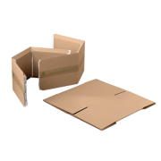 MECATHERM® Thermo-Faltbox Zellstoff