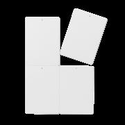 Anhänge-Etikett aus Polyester für Laserdrucker