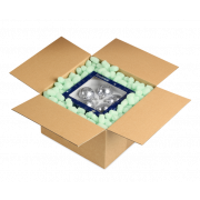 FILL-IN GREEN Bio-Verpackungs-Flocken Füll- und Polstermaterial