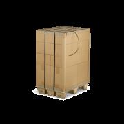 CARTONEC Kantenschutzwinkel selbsthaftend 50×50/3 mm