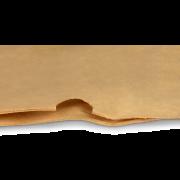 Abfallsack aus Papier