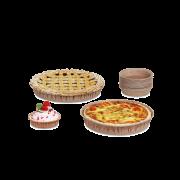 Kuchen-Backform rund