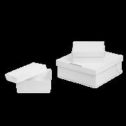 Tortenkarton weiß
