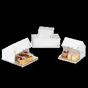 Tortenstücke-Karton ORNAMENTE