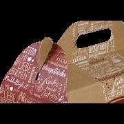 Gebäck-/Tortenkarton LIEBLINGSSTÜCKE