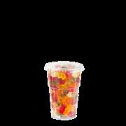Deckel aus rPET zu Clear Cup aus rPET