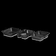 Menü-/Siegelschale aus PP & Deckel