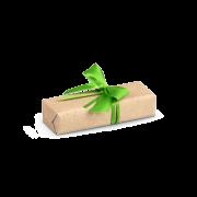 Schleife aus Recyclingmaterial