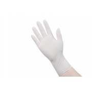 Latex-Handschuh puderfrei