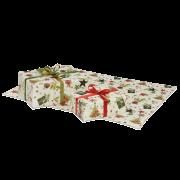 Geschenkpapier Weihnacht Bögen