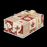 Geschenkpapier Weihnacht Midi-Rolle