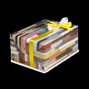 Geschenkpapier Ganzjahresprogramm in Handrollen