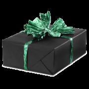 Geschenkbast METALLIC