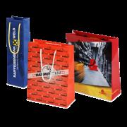 Papiertragetaschen individuell bedrucken - CITYLINE PLUS