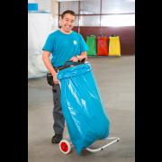 Abfallsammler fahrbar