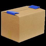 Boxenklammer BLAU