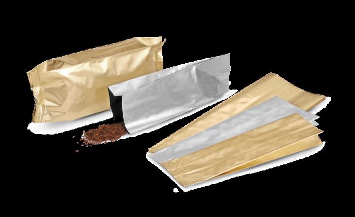 MECASEAL Aromabeutel mit Seitenfalte