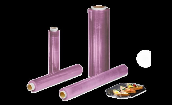 Frischhaltefolie aus PVC