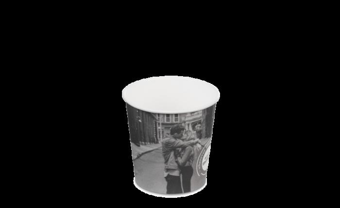 Heißgetränke-Becher «memory» 0,10 l