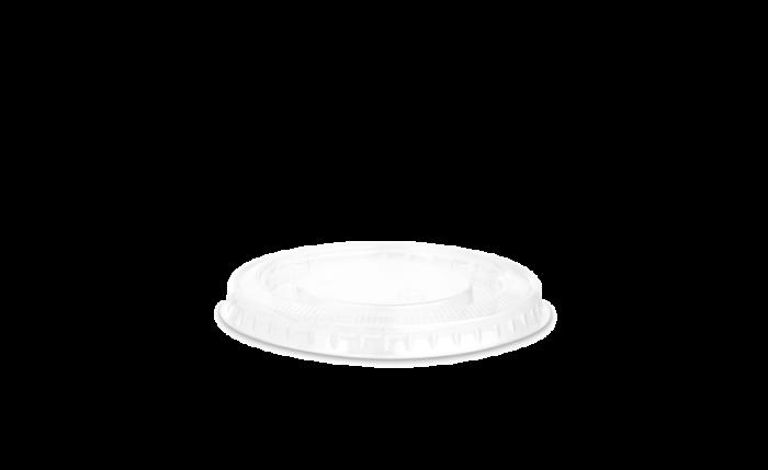 Flachdeckel aus rPET Ø 78 mm