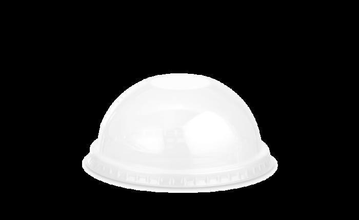Domdeckel aus rPET Ø 95 mm