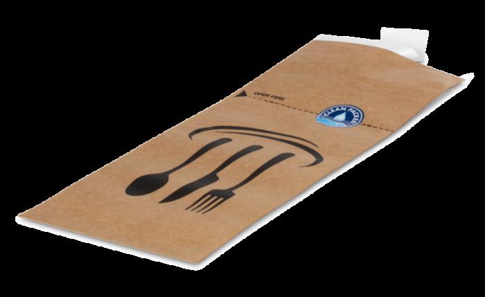 Bestecktasche mit SK-Verschluss «Besteck»