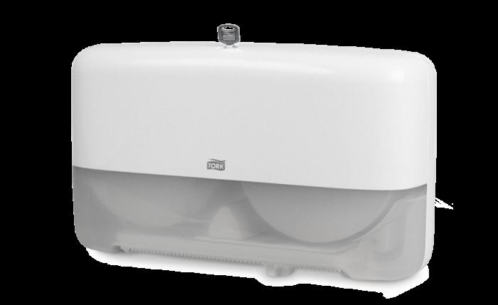 Toilettenpapier-Spender für Mini-Jumbo-Rollen