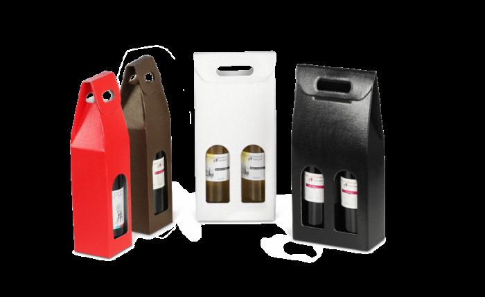 Flaschen-Tragekarton NAPPA