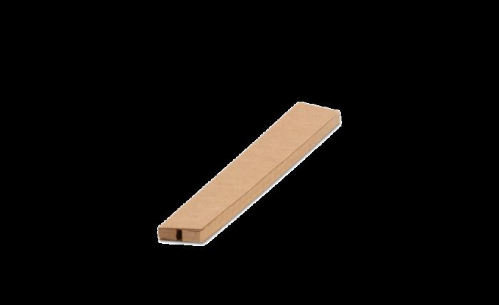 ELASTPACK Papierwaben-Schutzhülle braun L 20 cm