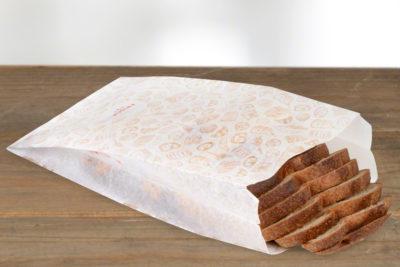 Kunststofffreier Brot-Frischebeutel
