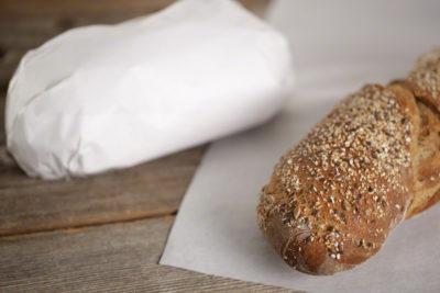 Lebensmittelfolie Brot-Frischepack