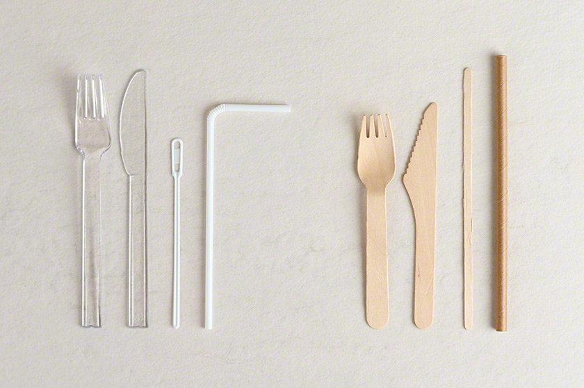 Alternativprodukte für Lebensmittelverpackungen aus Kunststoff