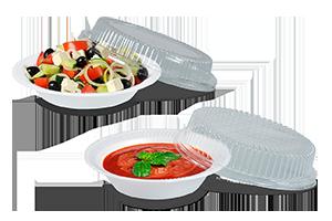 Suppen-/Salatteller