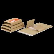 MECAWELL® A braun Buch- & Universalverpackung