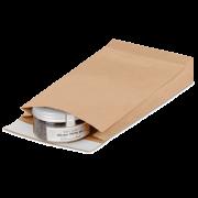 MECAFORTE® S Musterfaltenbeutel mit Selbstklebeverschluss