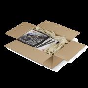 GRAS-PAC Stopfpapier im Spenderkarton