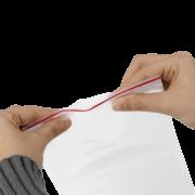 MECAFERM® Druckverschlussbeutel 50 µm neutral