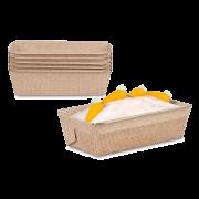 Kuchen-Backform rechteckig KAKAO