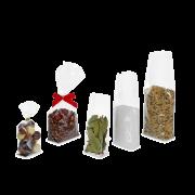Blockbodenbeutel aus OPPA mit Aromaschutz