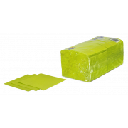 Zelltuch-Serviette farbig, 33x33 cm