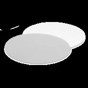 Deckel zu Schale rund aus Alu
