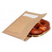 Snack-Pochetta mit Serviette