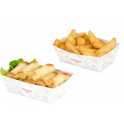 Snack-Schale «FRISCH & fein»