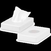 Spender für Hygienebeutel aus PE-HD