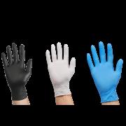 Nitril-Handschuh puderfrei