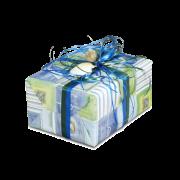 Geschenkpapier Ganzjahresprogramm in Bögen