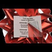 Geschenk-Rosette selbstklebend