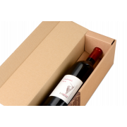 Flaschen-Geschenkkarton LIFE