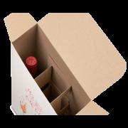 Flaschen-Geschenkkarton EVENT